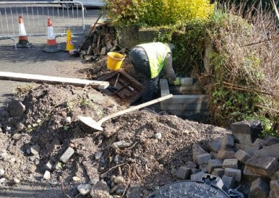 CCTV Survey & Pipe Repairs